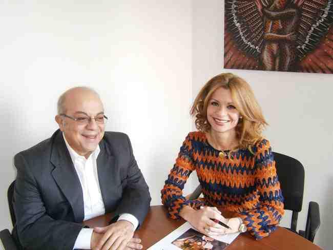 Ο Ισχυρός άνδρας του ΑΚΕΛ, Νίκος Κατσουρίδης, μιλά αποκλειστικά στην Θάλεια Χούντα και το Ολυμπία, εν όψει των προεδρικών εκλογών